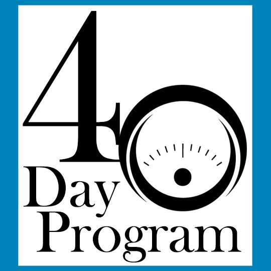 40 Day Program